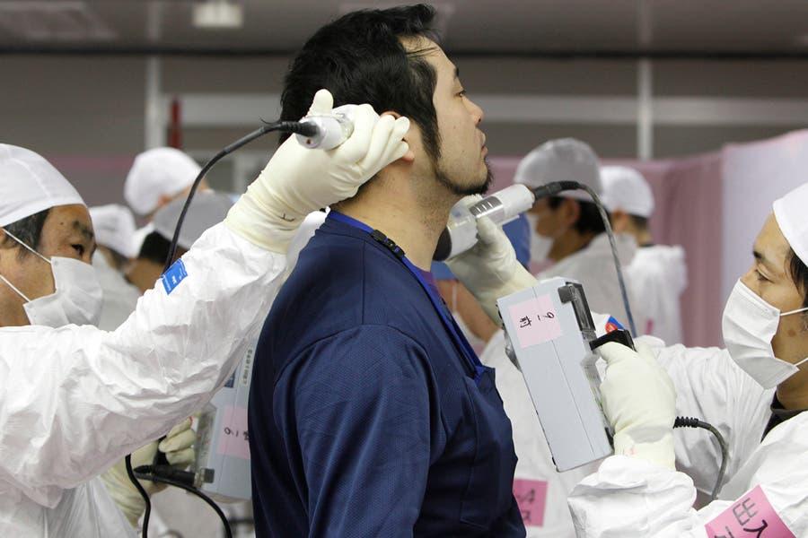 Strahlenschutzuntersuchung