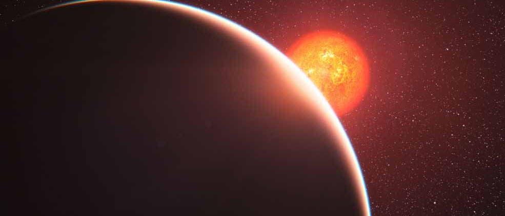 Die Super-Erde GJ 1214b