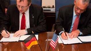Die Unterzeichnung des Rahmenabkommens