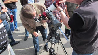 9. Internationale Astromesse AME in Villingen-Schwenningen