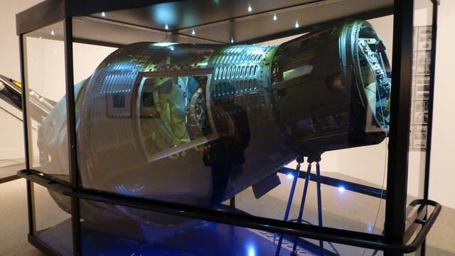 Mercury-Kapsel »Liberty Bell 7«
