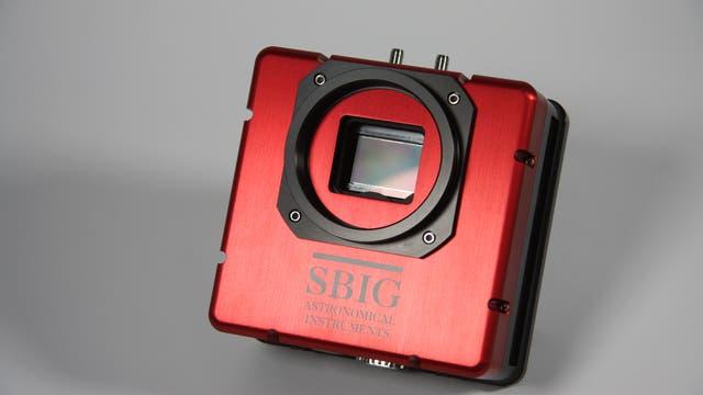 Die STXL-11002 von SBIG