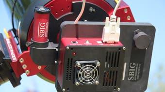 Die STF-8300 von SBIG