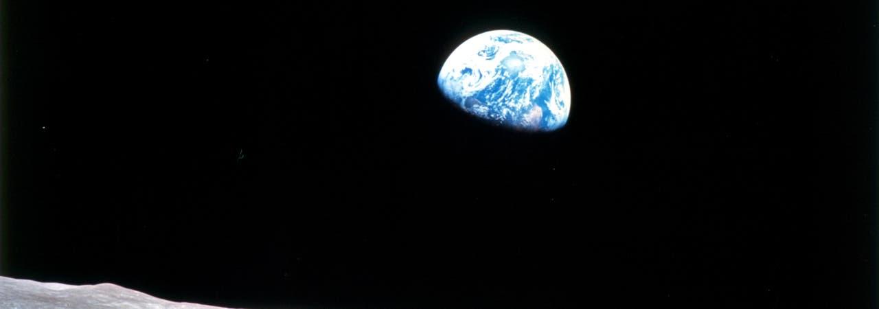 Unsere Erde aus der Ferne