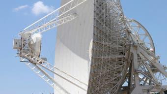Das 64-Meter-Radioteleskop auf Sardinien