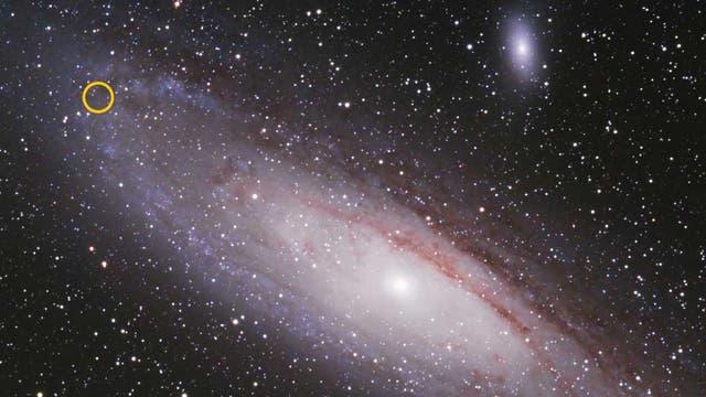Andromedanebel