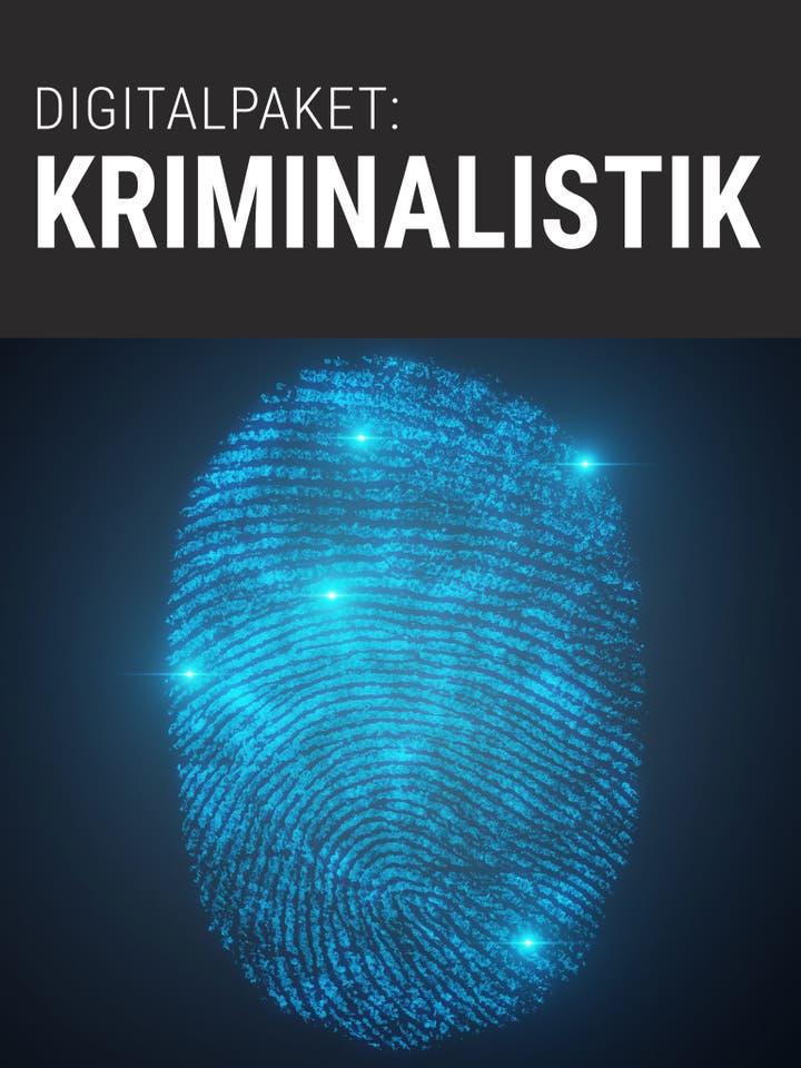 Spektrum der Wissenschaft Digitalpaket: Kriminalistik