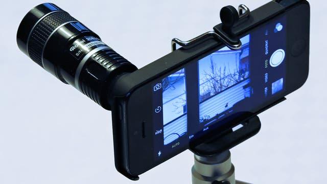 Smartphone für den Hobbyastronomen