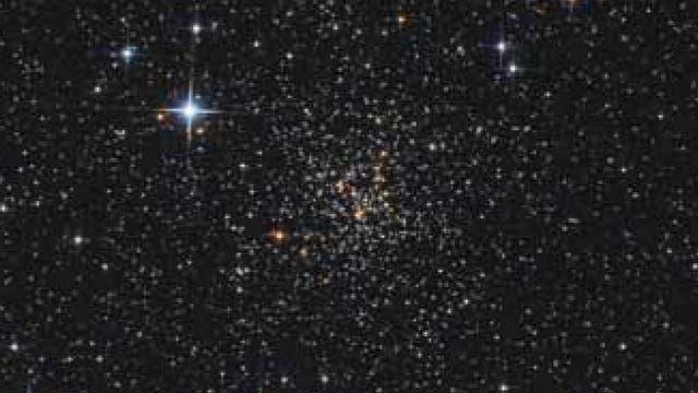 Sternhaufen NGC6819 im Sternbild Schwan