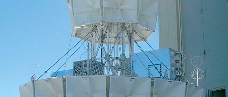 Ballonteleskop ANITA