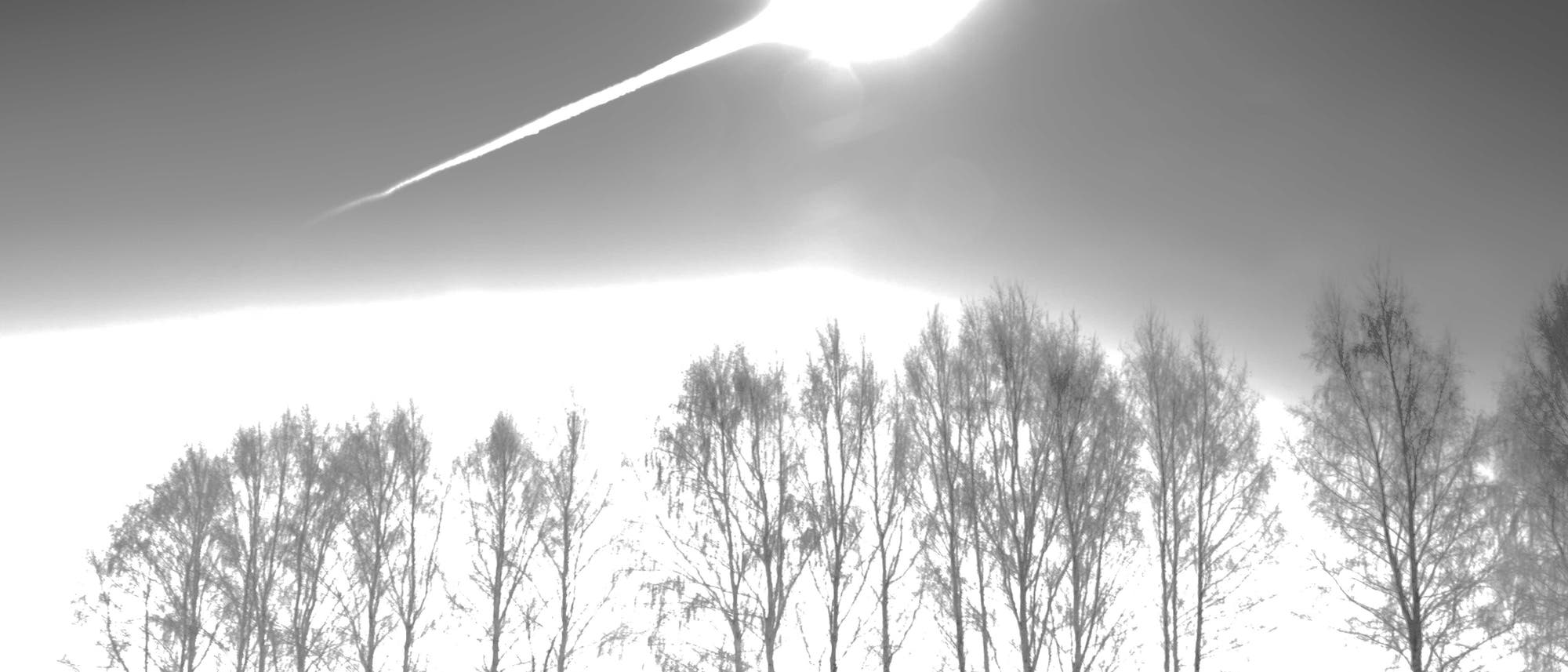 Der Tscheljabinsk-Meteor