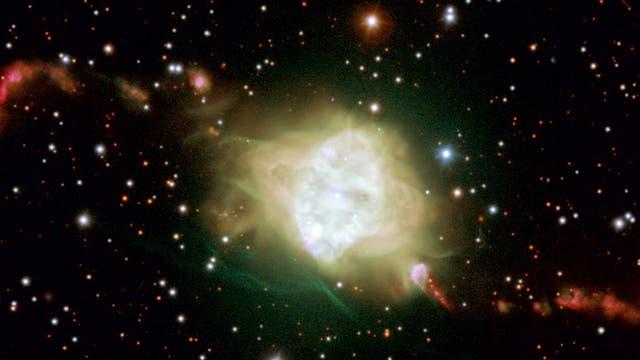 Planetarischer Nebel Fleming 1