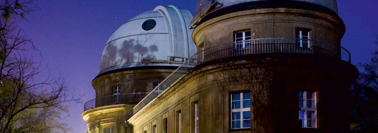 Leibniz-Institut für Astrophysik in Babelsberg