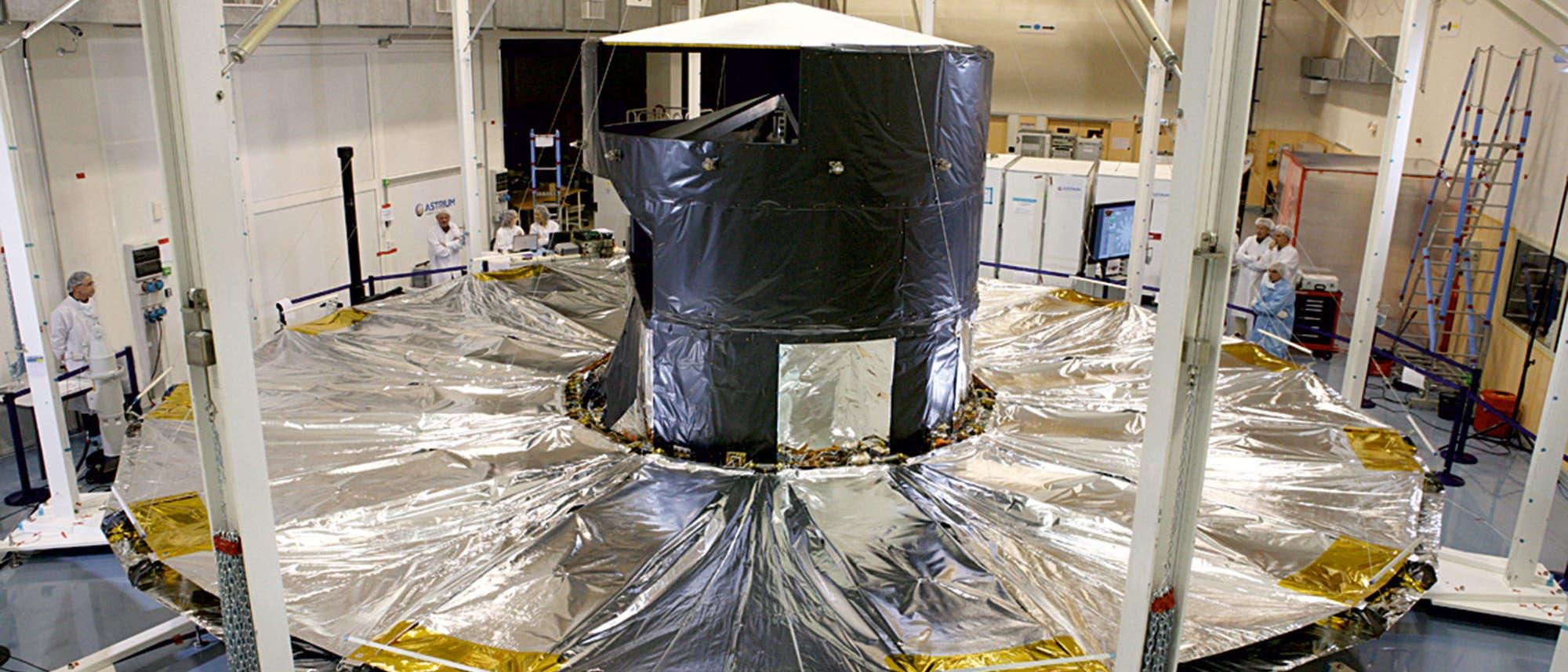 Das Gaia-Raumfahrzeug