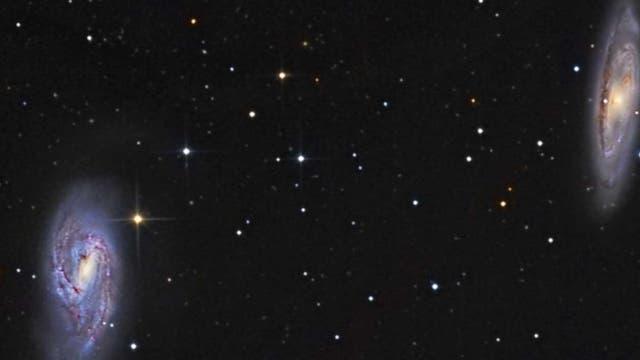 Messier 65 und 66