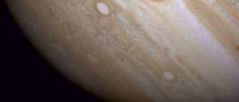 Tanz der Jupitermonde
