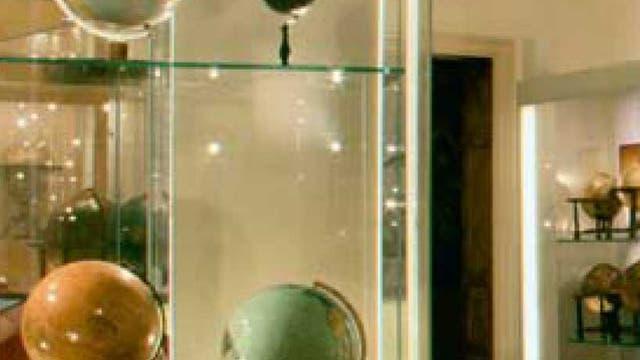 Globen aus fünf Jahrhunderten