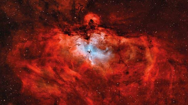 M 16 – der Adlernebel