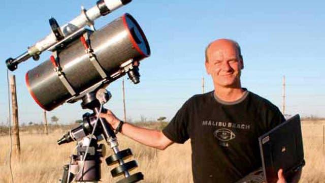 Michael Jäger, Astrofotograf