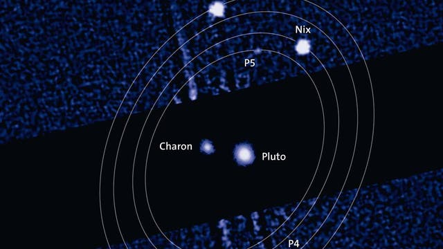 Plutos Monde