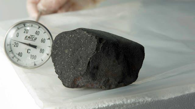 Meteoritenfund über dem kanadischen Tagish Lake