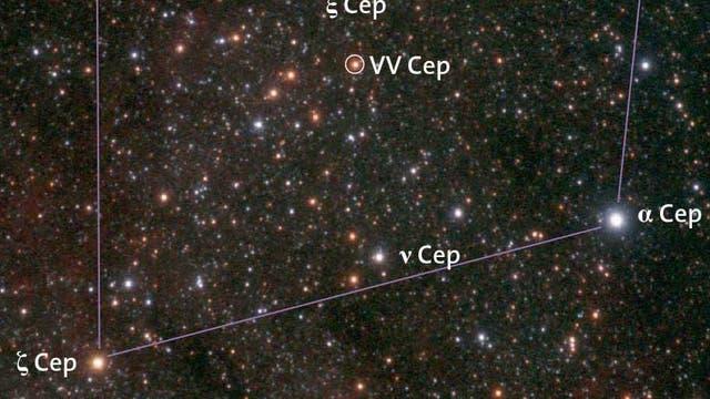 VV Cephei