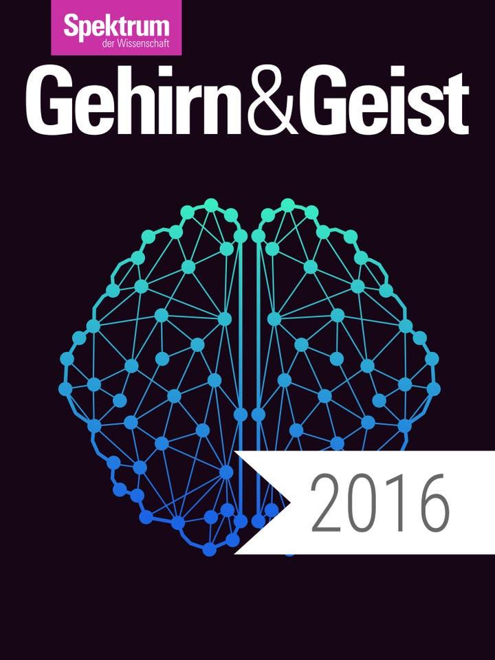 Digitalpaket: Gehirn und Geist Jahrgang 2016_Teaser