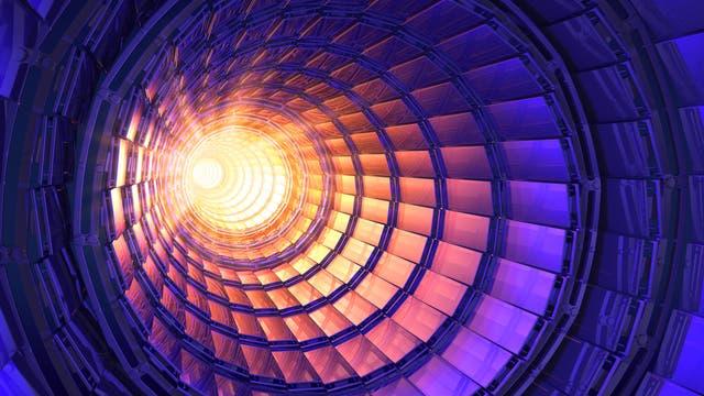 Doppelt-exotische Atome entstehen nur für Sekundenbruchteile in Beschleunigern