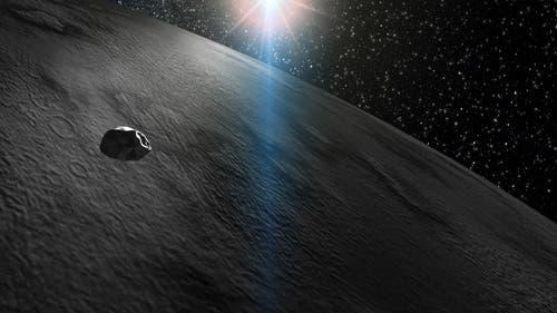 Der Asteroid (24) Themis