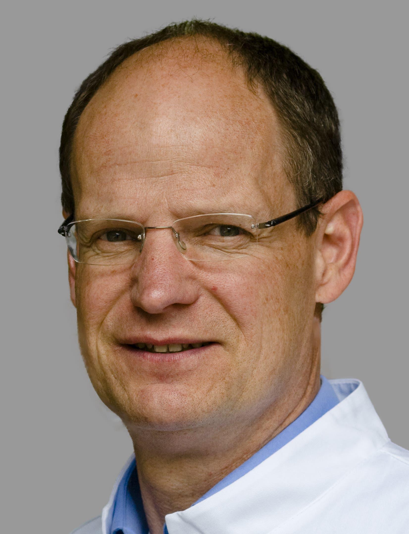 Sportmediziner Thomas Hilberg