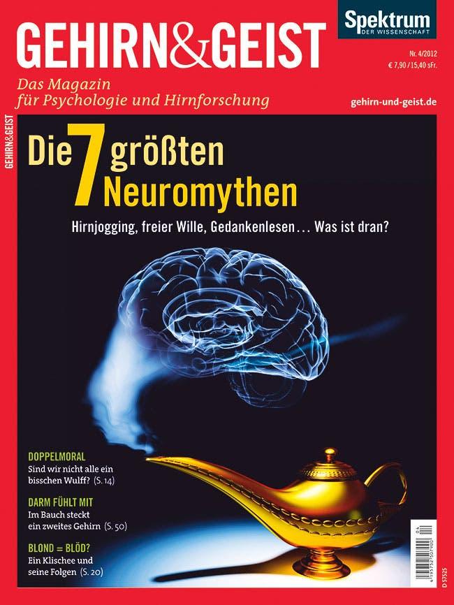 Aus Gehirn&Geist 4/2012