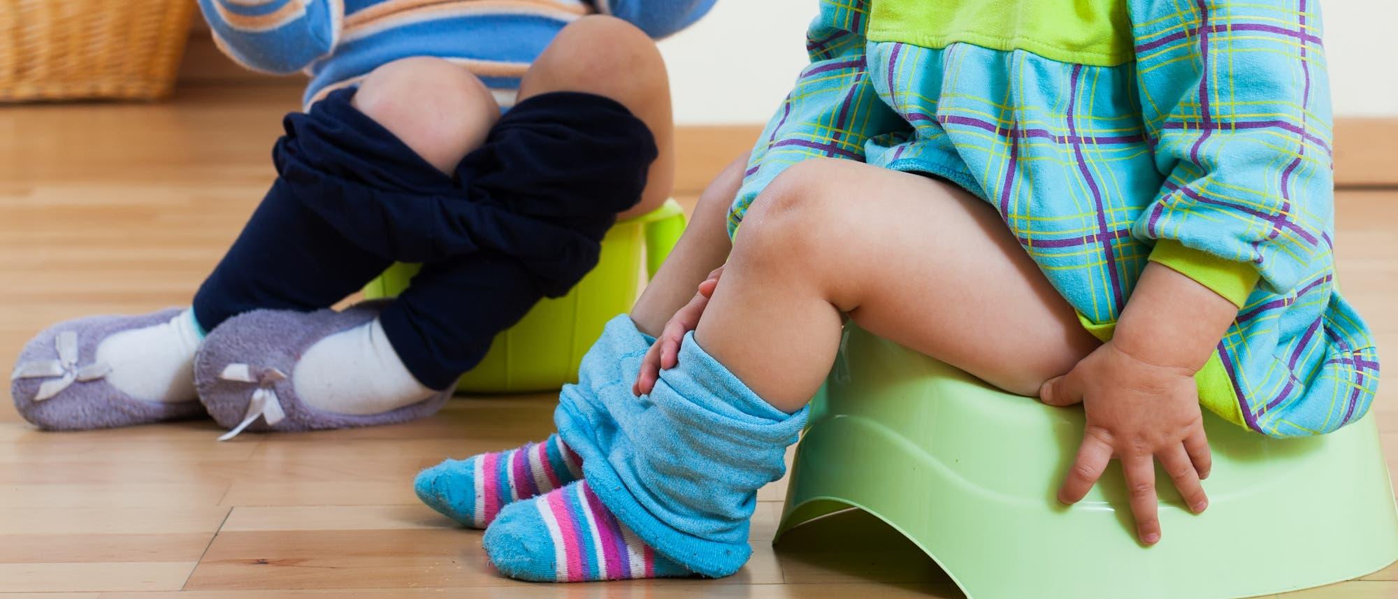 Wird die frühe Sozialisation im Kindergarten möglicherweise durch den Austausch von Darmbakterien begünstigt?