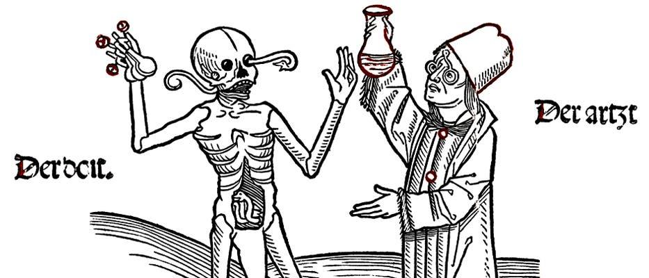 Der Arzt und der Tod