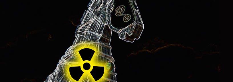 Trojanisches Pferd mit Radionukliden zur Therapie von Krebs