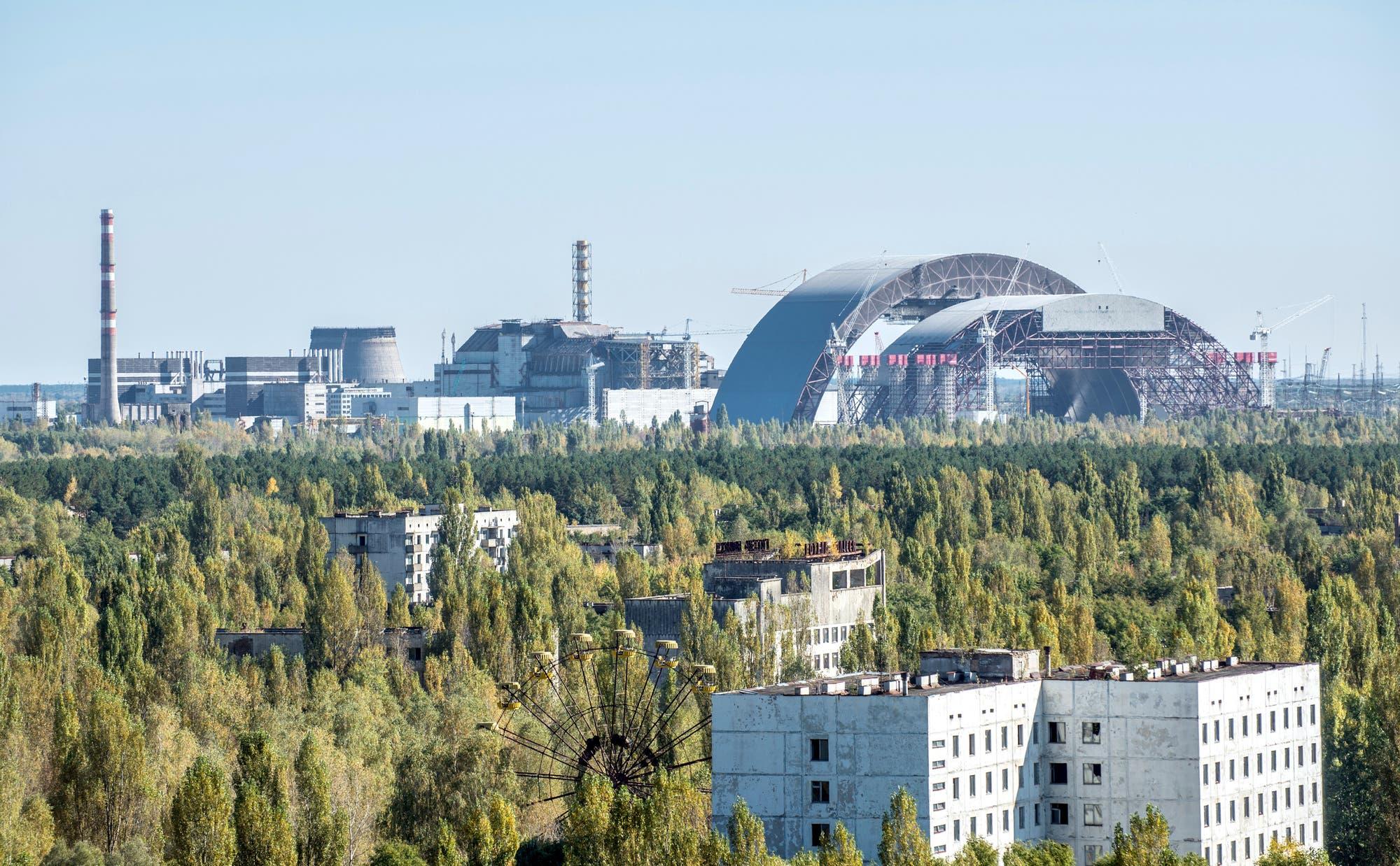 Tschernobyl – die radioaktive Wildnis