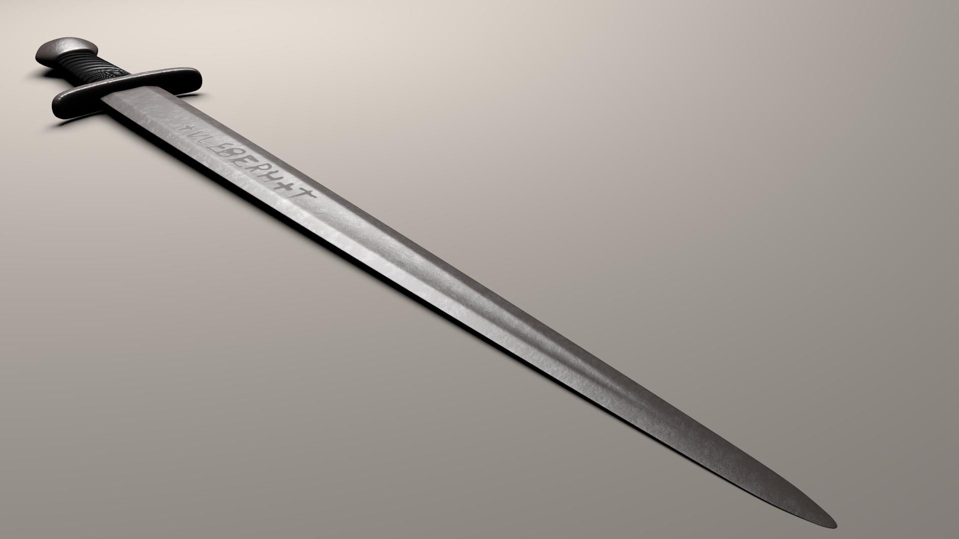 Ulfberht-Schwert