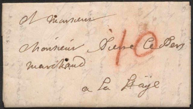 Ungeöffneter Brief aus der Brienne Kollektion