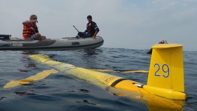Tauchroboter, Unterwassergleiter