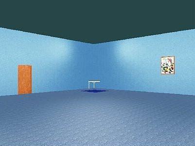 Virtueller Raum