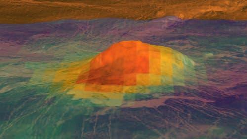 Idunn Mons auf Venus