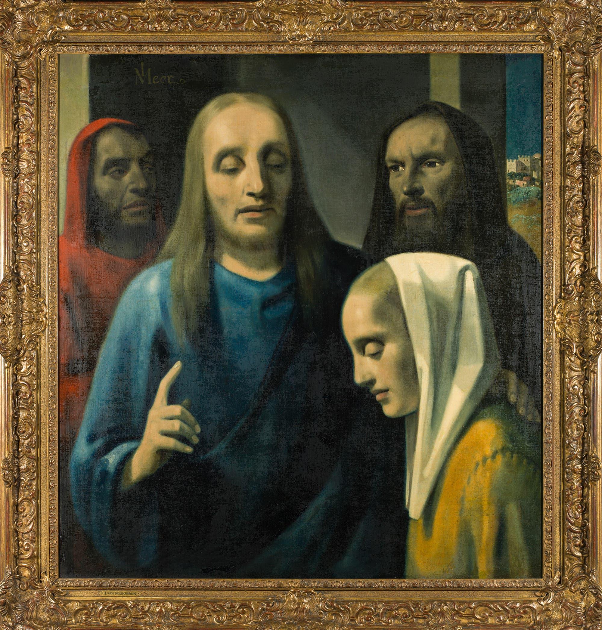 Gefälschter Vermeer