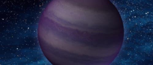 Brauner Zwerg vom Spektraltyp Y