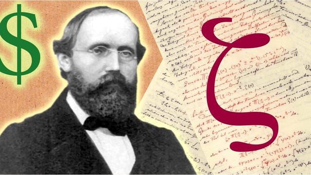 Warum der Beweis der Riemann-Vermutung eine Million Dollar wert ist