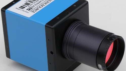 Neue Kamera von The Imaging Source