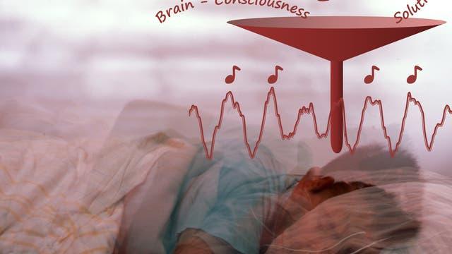 Lernen im Schlaf durch Musik