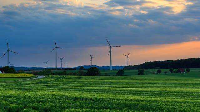Windpark NRW