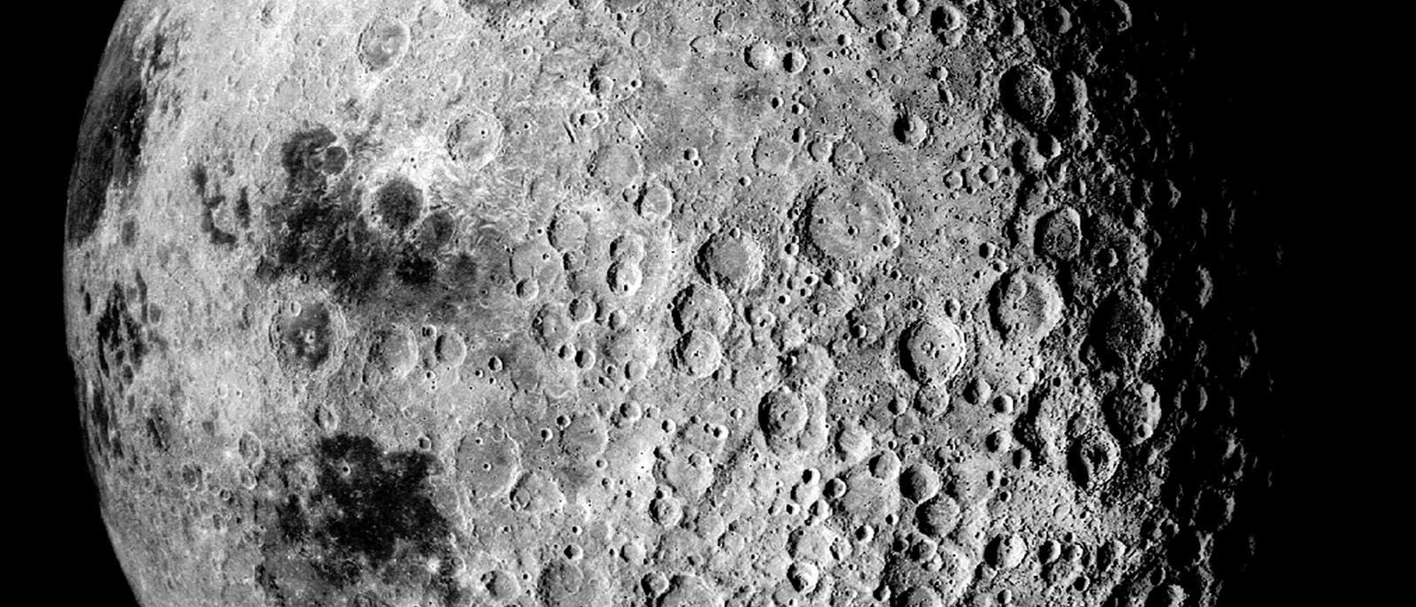 Mondaufnahme von Apollo 16, AS16-3021