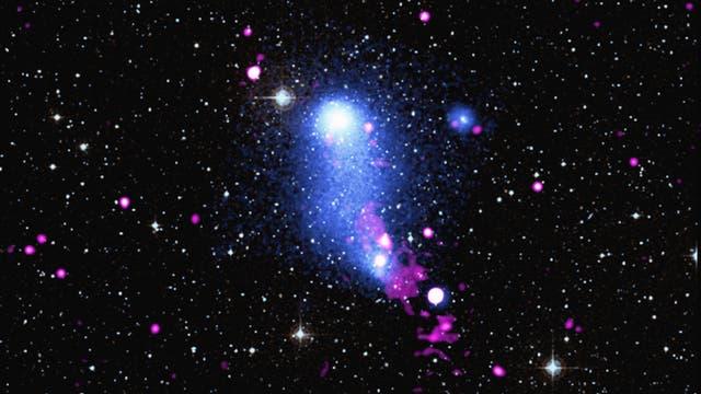 Galaxienhaufen Abell 2384