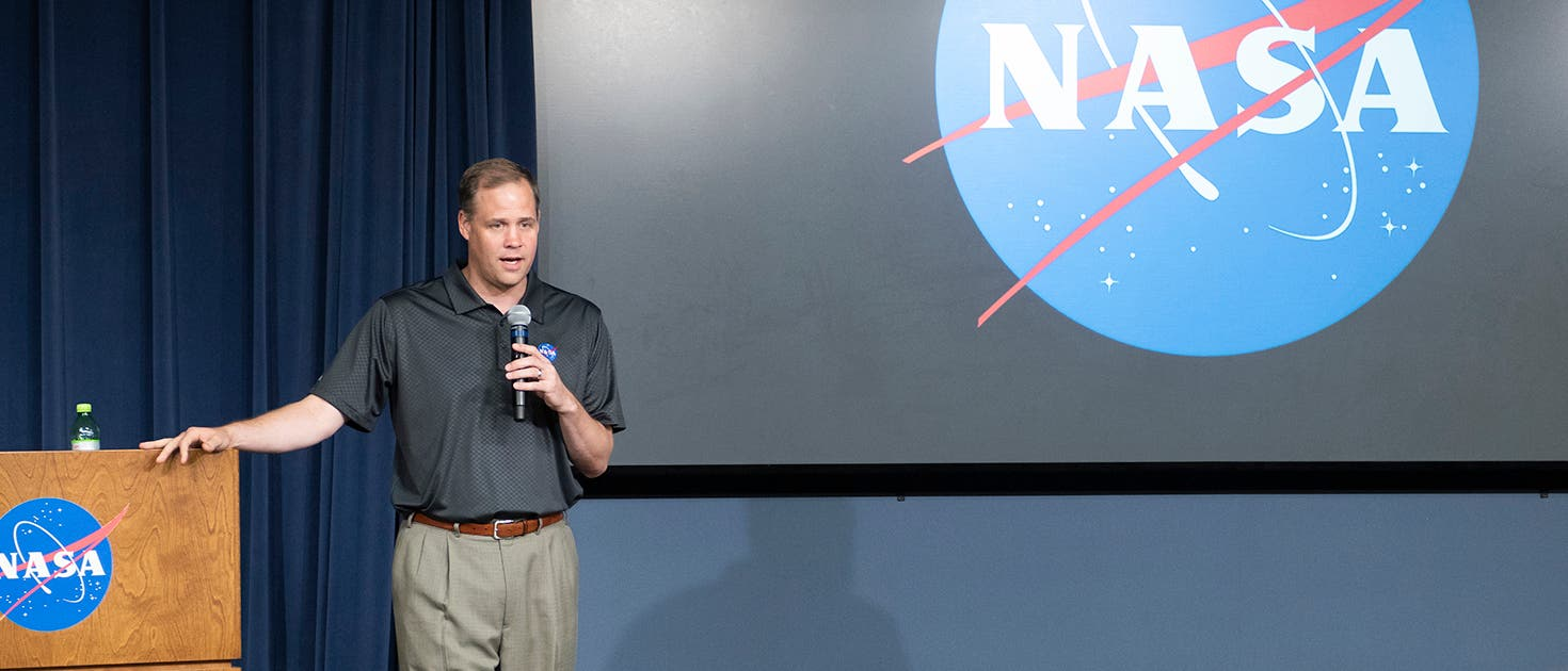 NASA-Administrator Jim Bridenstine