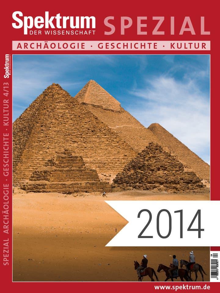 Digitalpaket AGK Jahrgang 2014